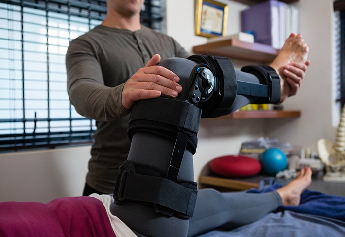 Physical Therapy for Work Related Injuries